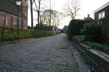 Straat Noordhorn, Groningen