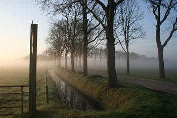 Westerkwartier, coulissenlandschap