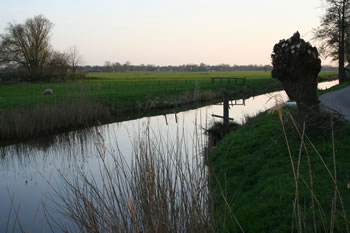 Westerkwartier, landschap